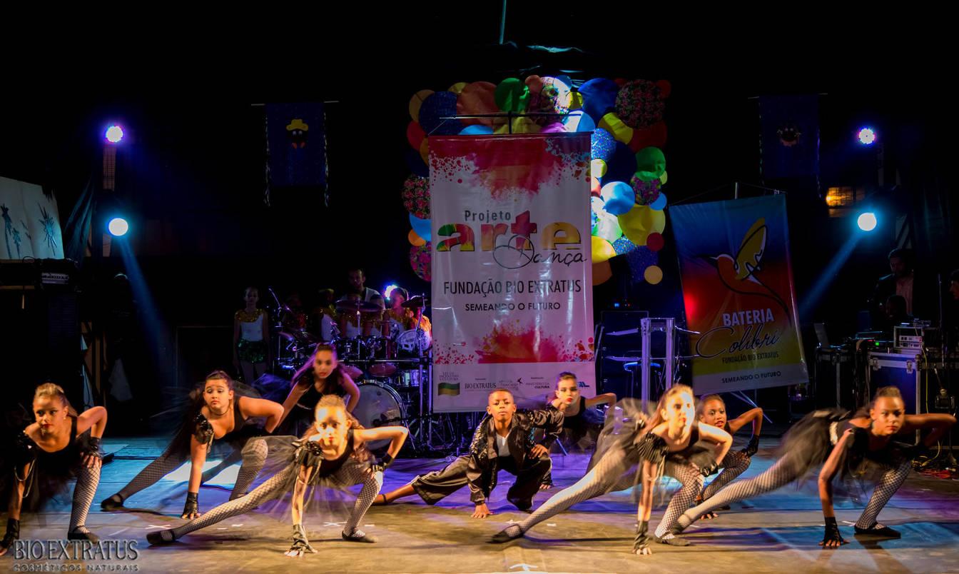 Projeto Arte & Dança da Fundação Bio Extratus brilha no Festival Cultural de Alvinópolis - 16