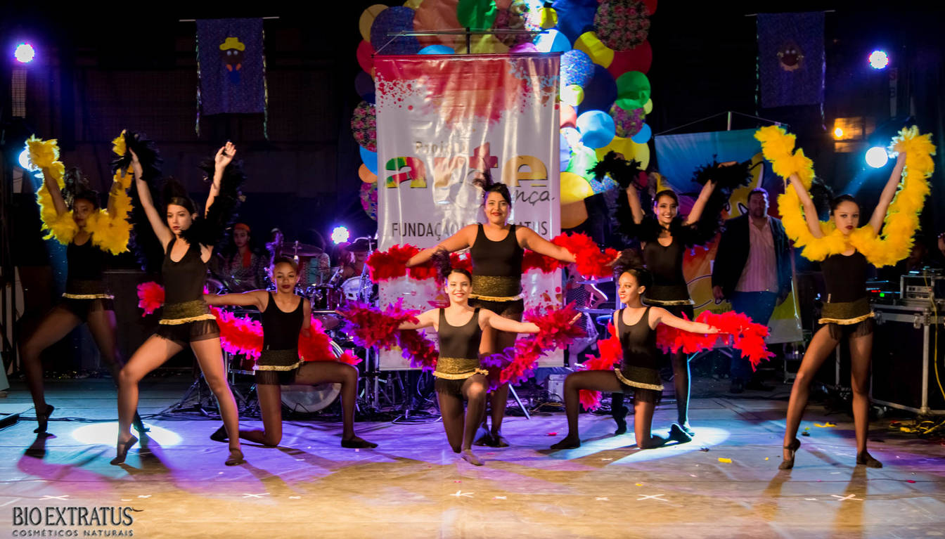 Projeto Arte & Dança da Fundação Bio Extratus brilha no Festival Cultural de Alvinópolis - 18