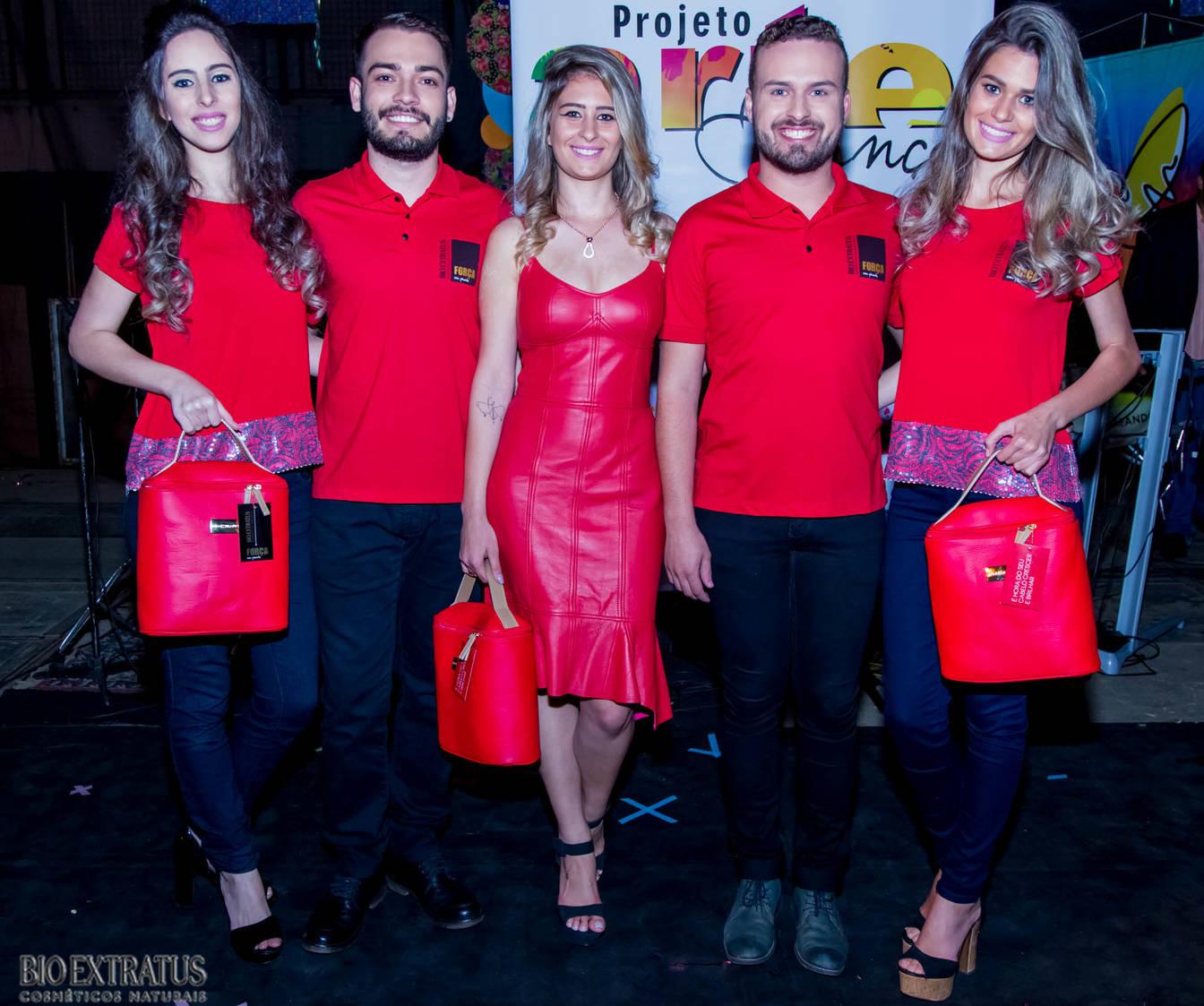 Projeto Arte & Dança da Fundação Bio Extratus brilha no Festival Cultural de Alvinópolis - 2