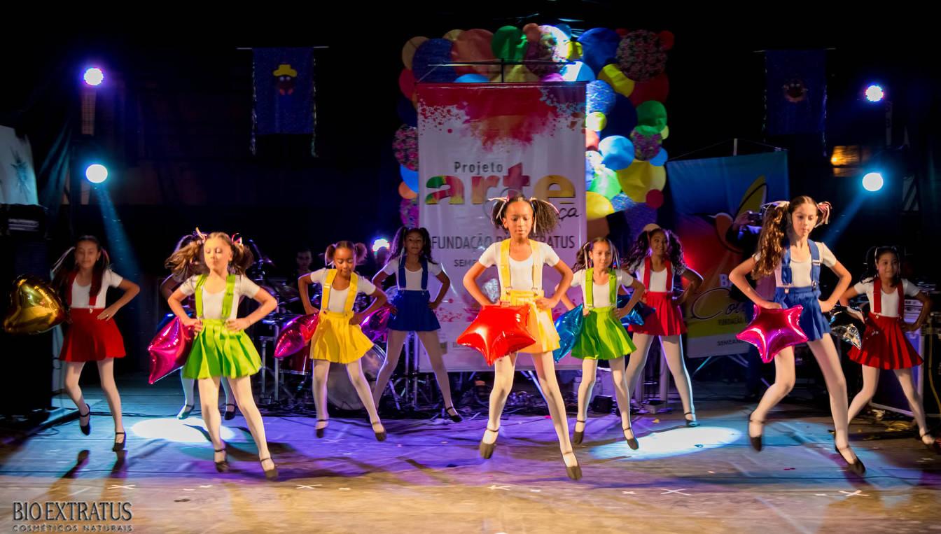 Projeto Arte & Dança da Fundação Bio Extratus brilha no Festival Cultural de Alvinópolis - 4