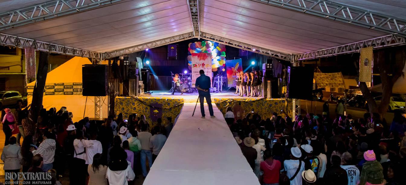 Projeto Arte & Dança da Fundação Bio Extratus brilha no Festival Cultural de Alvinópolis - 43