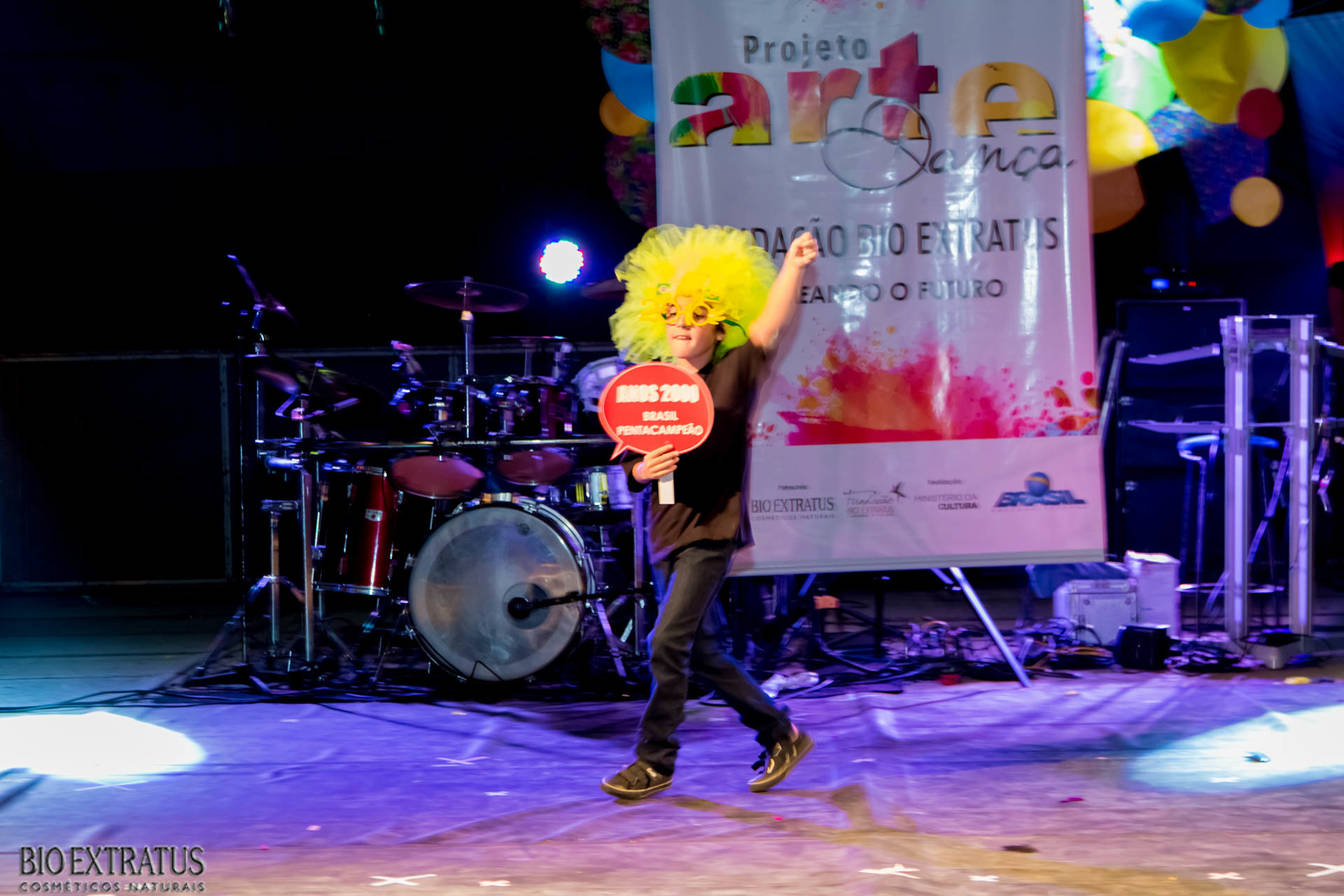 Projeto Arte & Dança da Fundação Bio Extratus brilha no Festival Cultural de Alvinópolis - 8