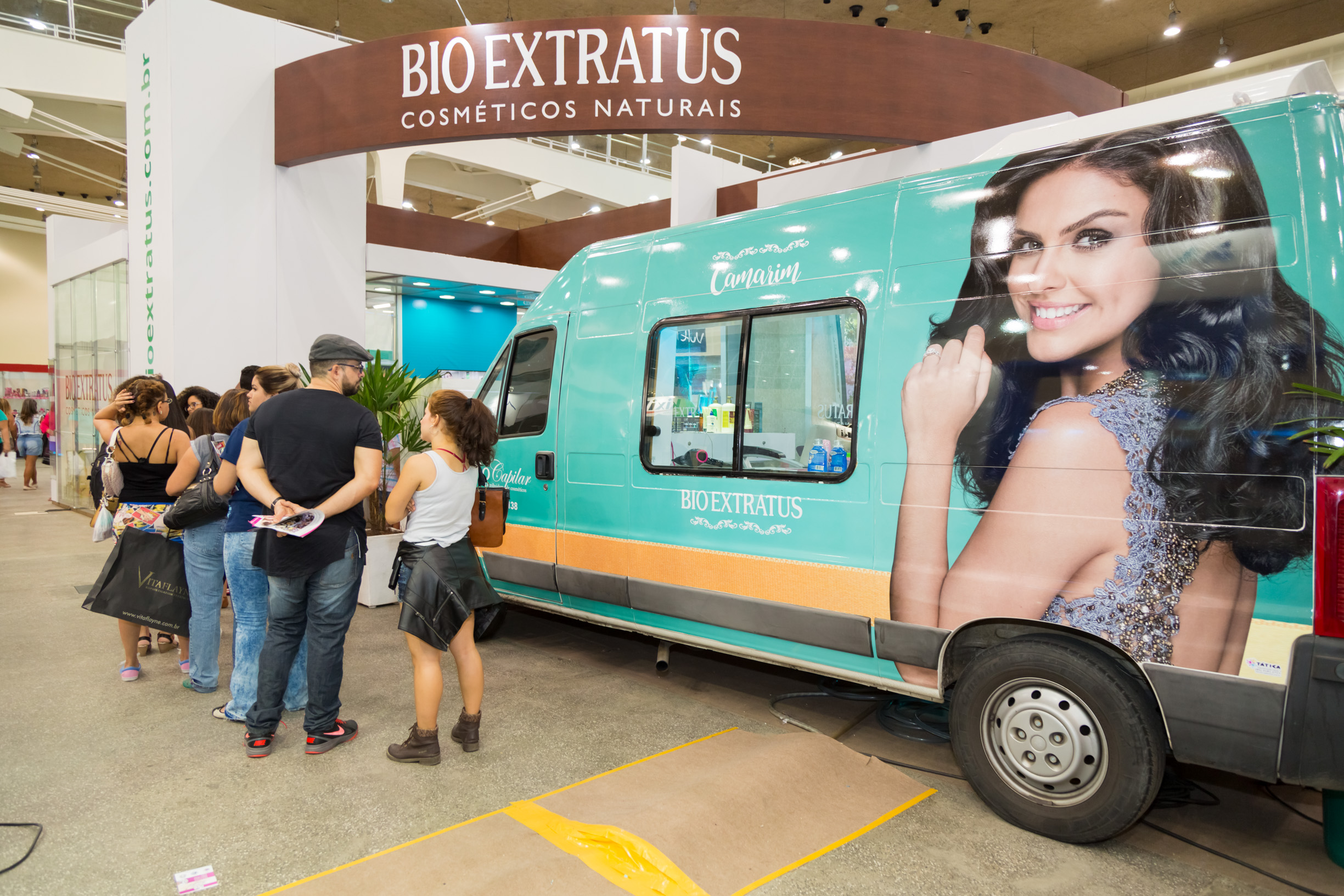 Bio Extratus é sucesso no 26 Encontro Regional da Beleza - 004