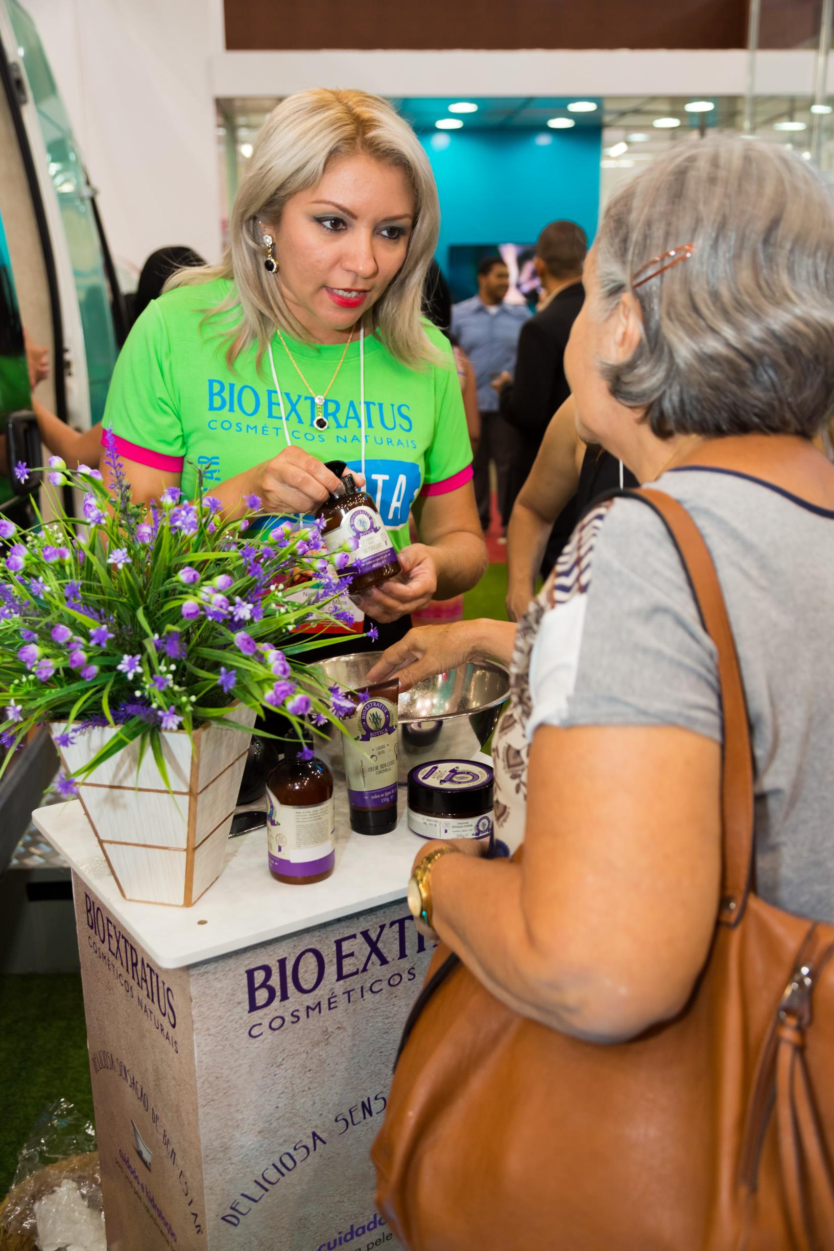 Bio Extratus é sucesso no 26 Encontro Regional da Beleza - 010