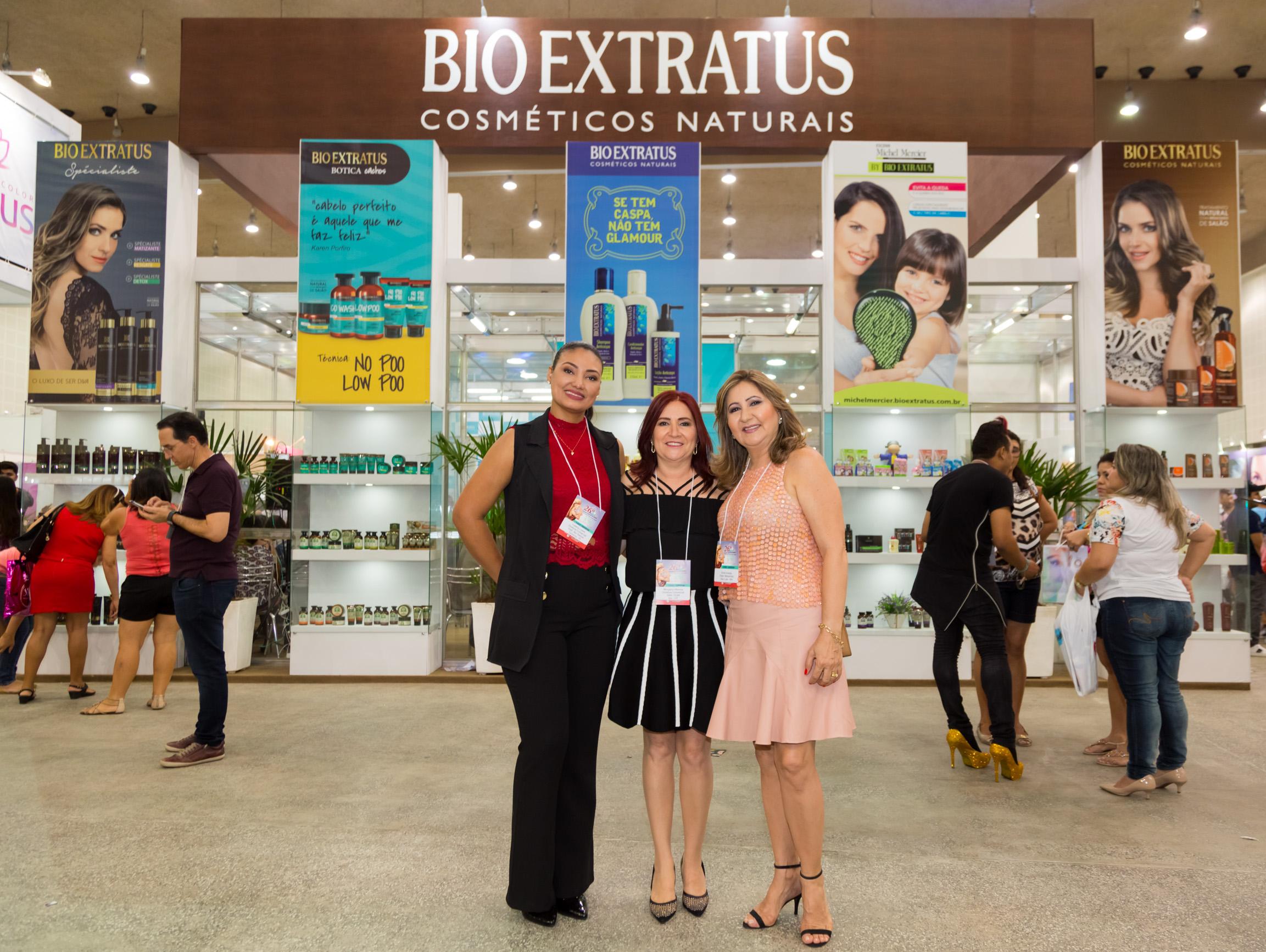 Bio Extratus é sucesso no 26 Encontro Regional da Beleza - 016