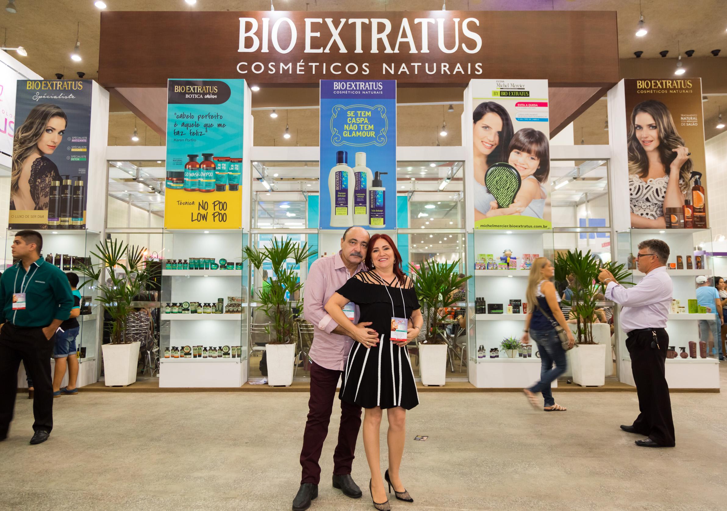 Bio Extratus é sucesso no 26 Encontro Regional da Beleza - 017