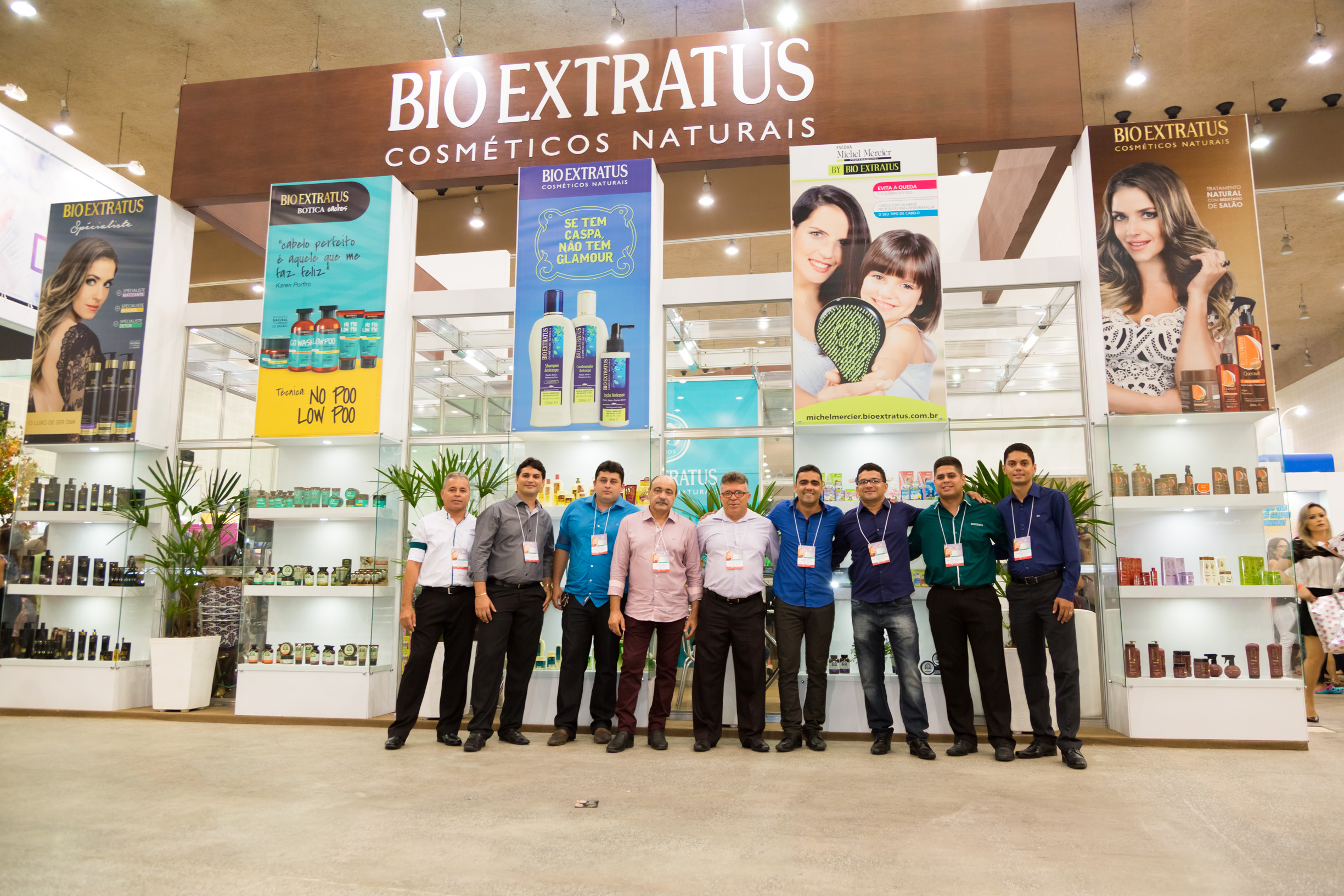 Bio Extratus é sucesso no 26 Encontro Regional da Beleza - 020