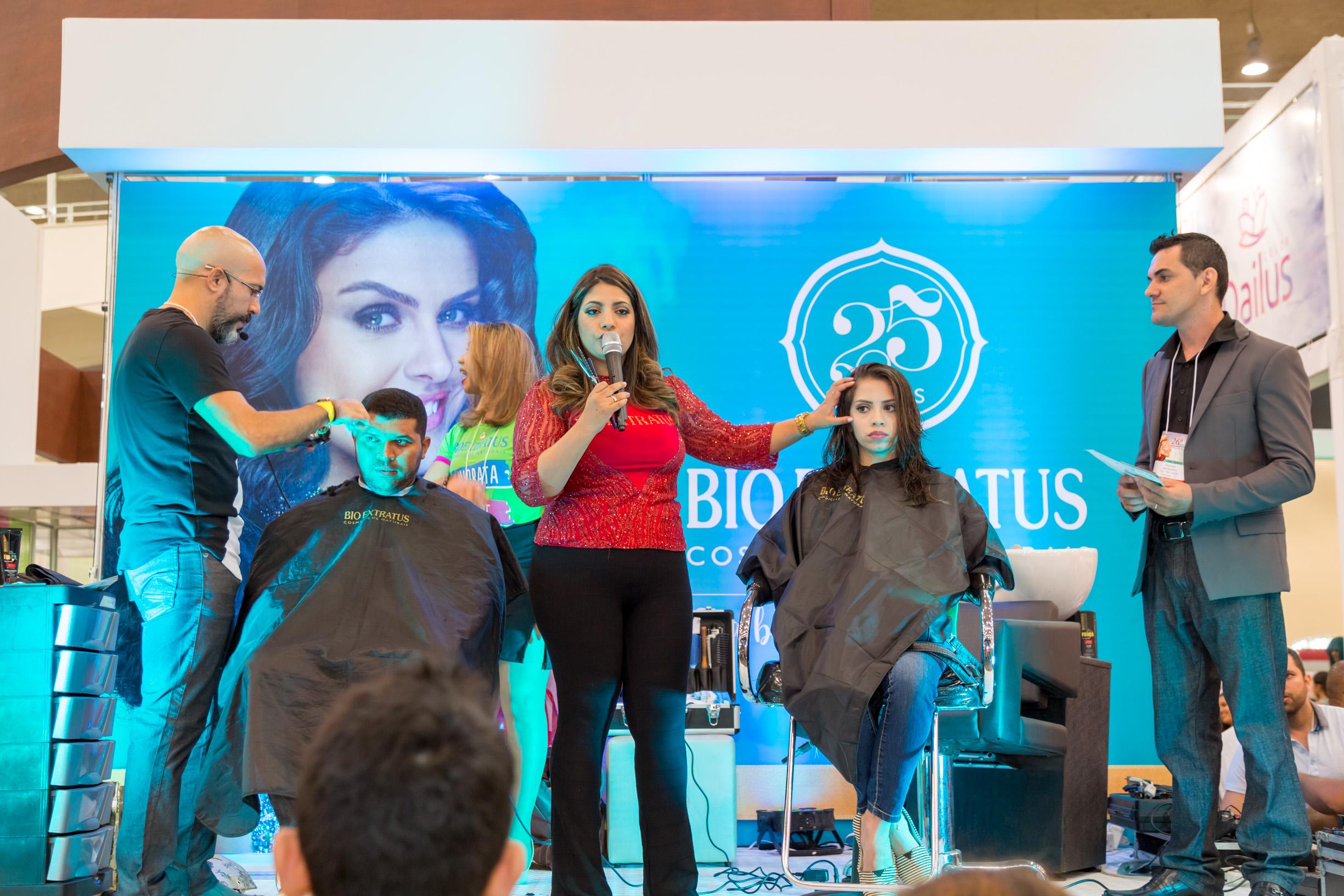 Bio Extratus é sucesso no 26 Encontro Regional da Beleza - 021