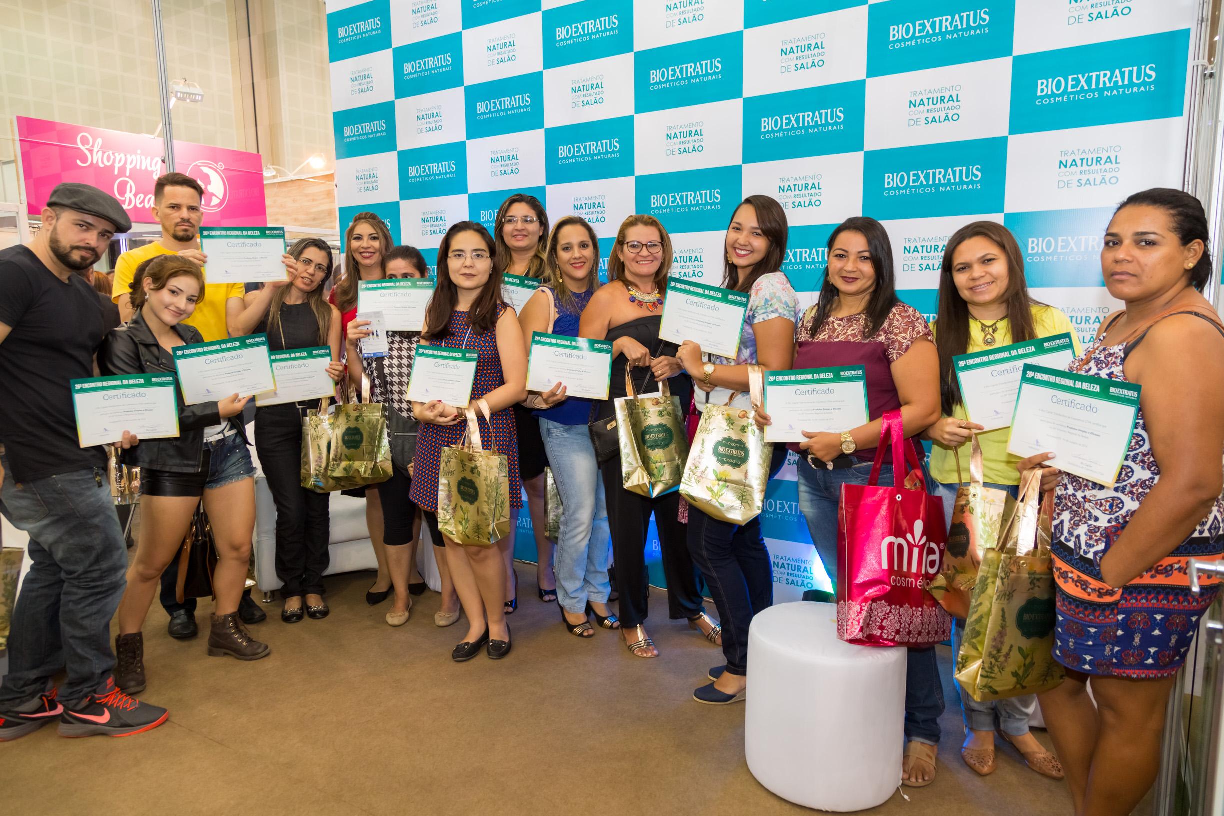 Bio Extratus é sucesso no 26 Encontro Regional da Beleza - 026
