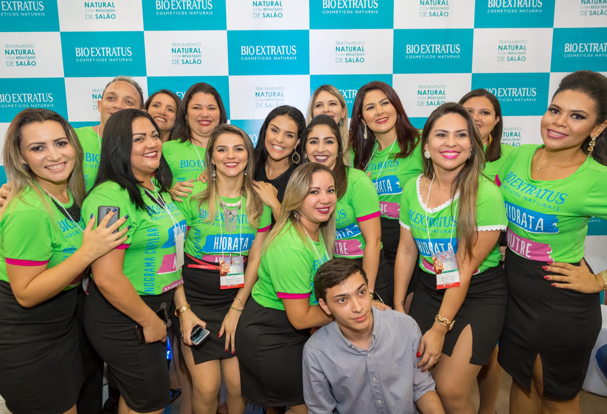 Bio Extratus é sucesso no 26 Encontro Regional da Beleza - 039