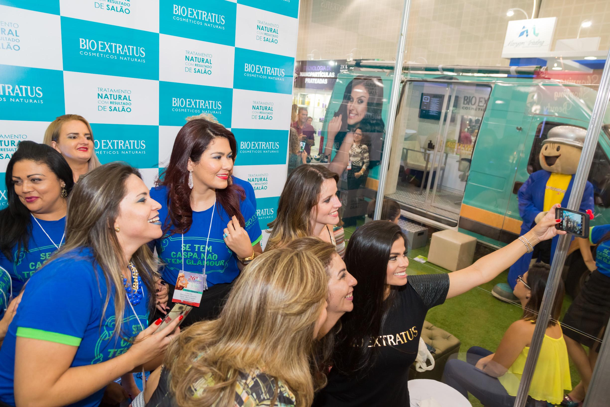 Bio Extratus é sucesso no 26 Encontro Regional da Beleza - 068