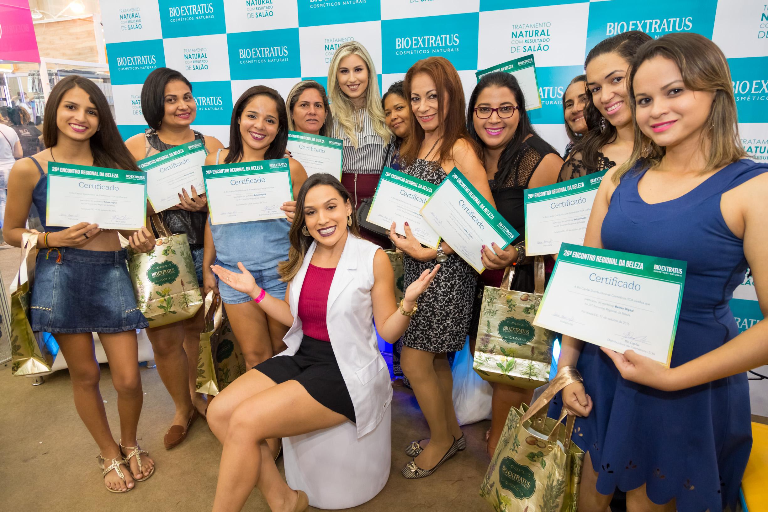 Bio Extratus é sucesso no 26 Encontro Regional da Beleza - 075