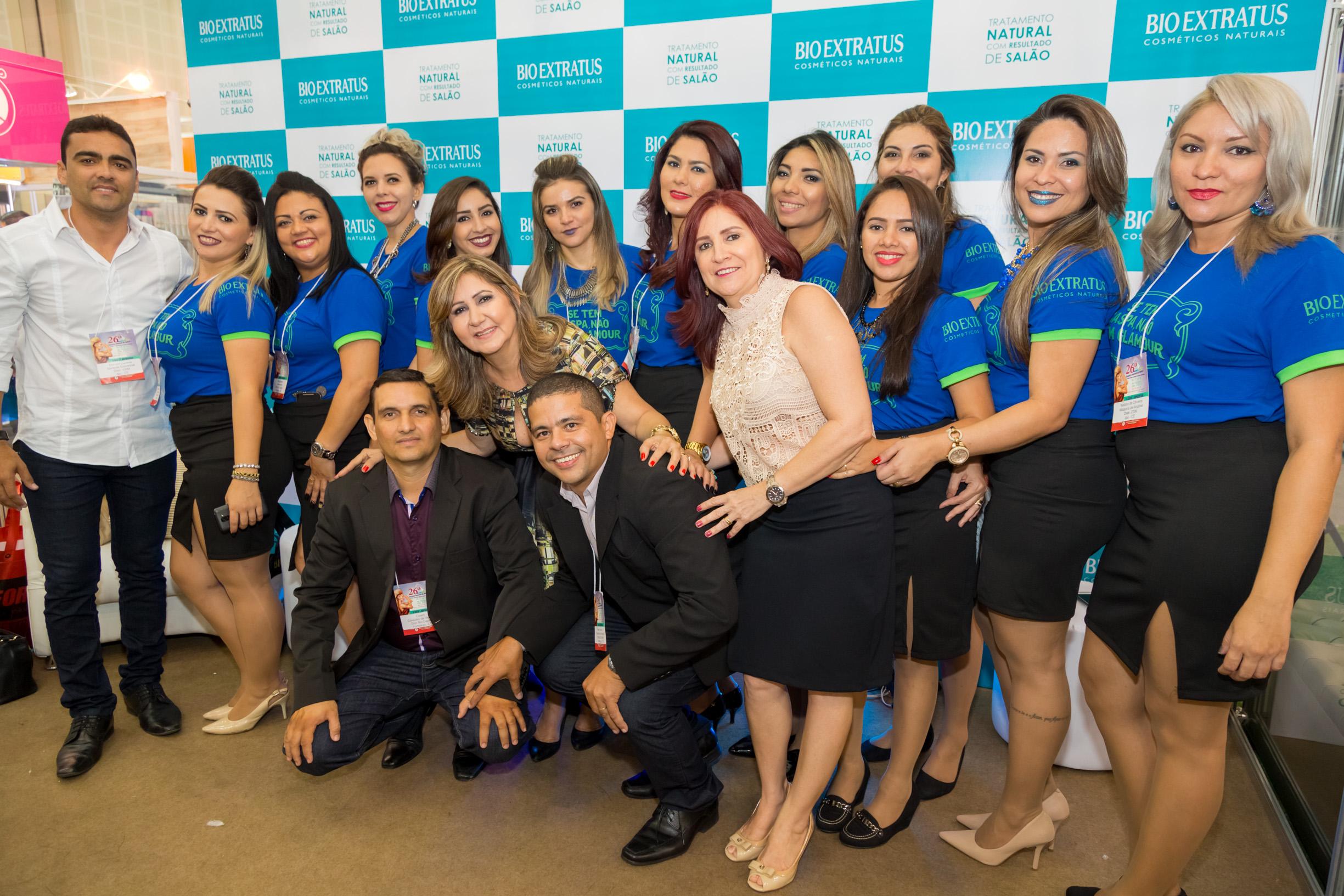 Bio Extratus é sucesso no 26 Encontro Regional da Beleza - 080