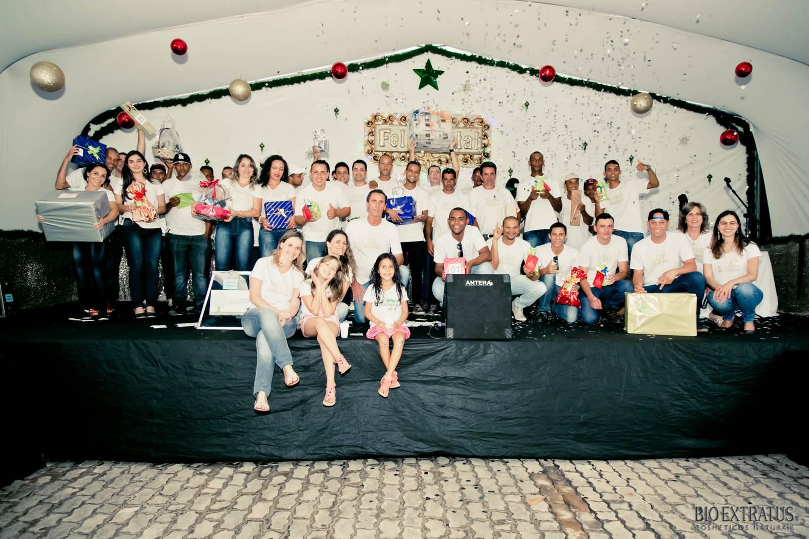 Confraternização de Natal 2015 - Colaboradores Bio Extratus (150)