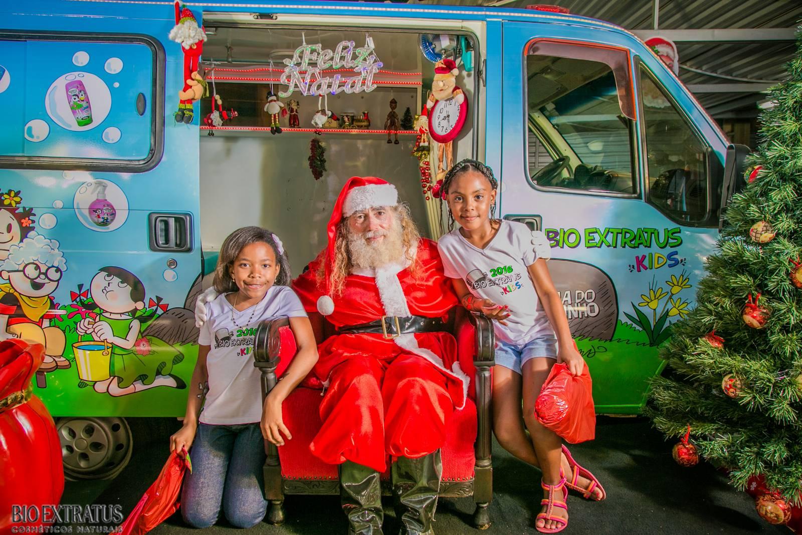 Confraternização de Natal Bio Extratus 2015 para as crianças (1)