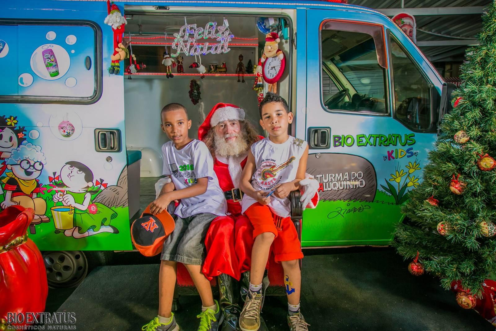 Confraternização de Natal Bio Extratus 2015 para as crianças (10)