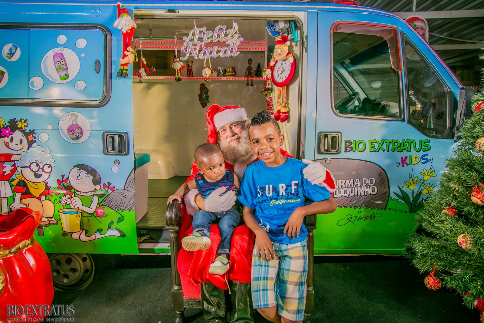 Confraternização de Natal Bio Extratus 2015 para as crianças (104)