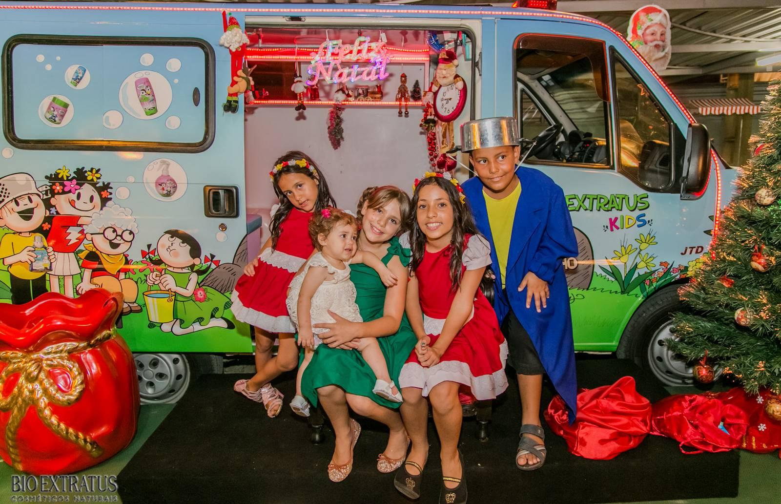 Confraternização de Natal Bio Extratus 2015 para as crianças (105)