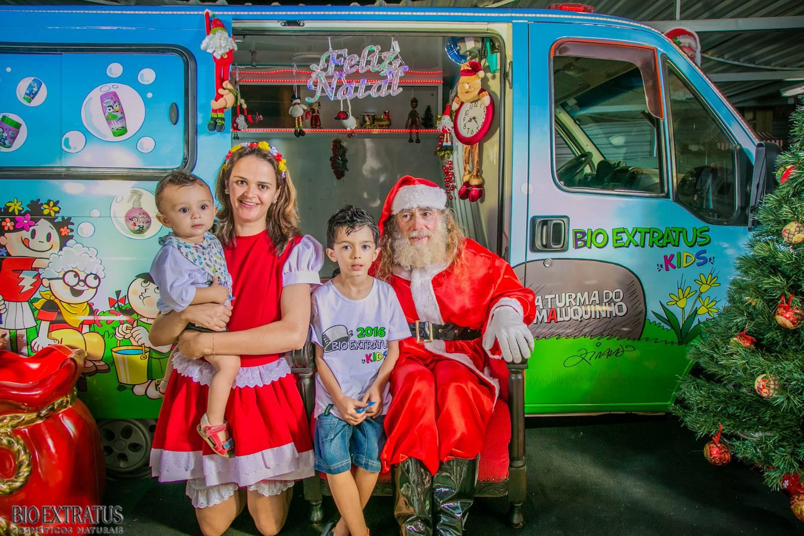 Confraternização de Natal Bio Extratus 2015 para as crianças (11)