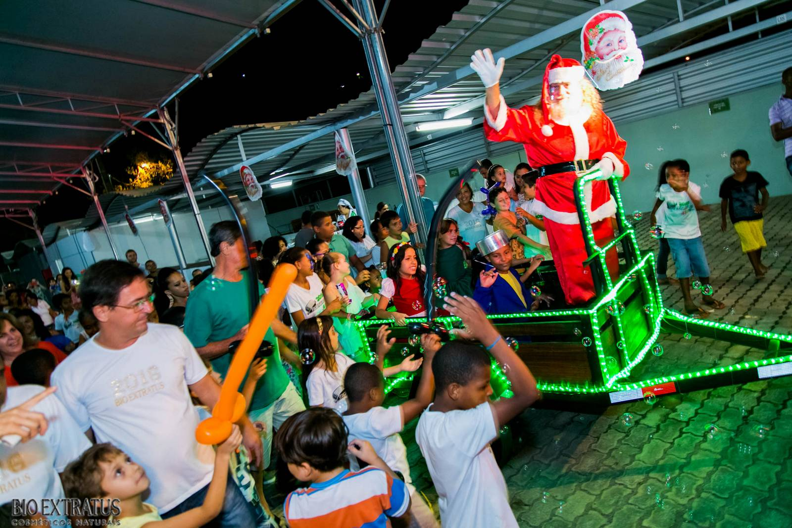 Confraternização de Natal Bio Extratus 2015 para as crianças (110)