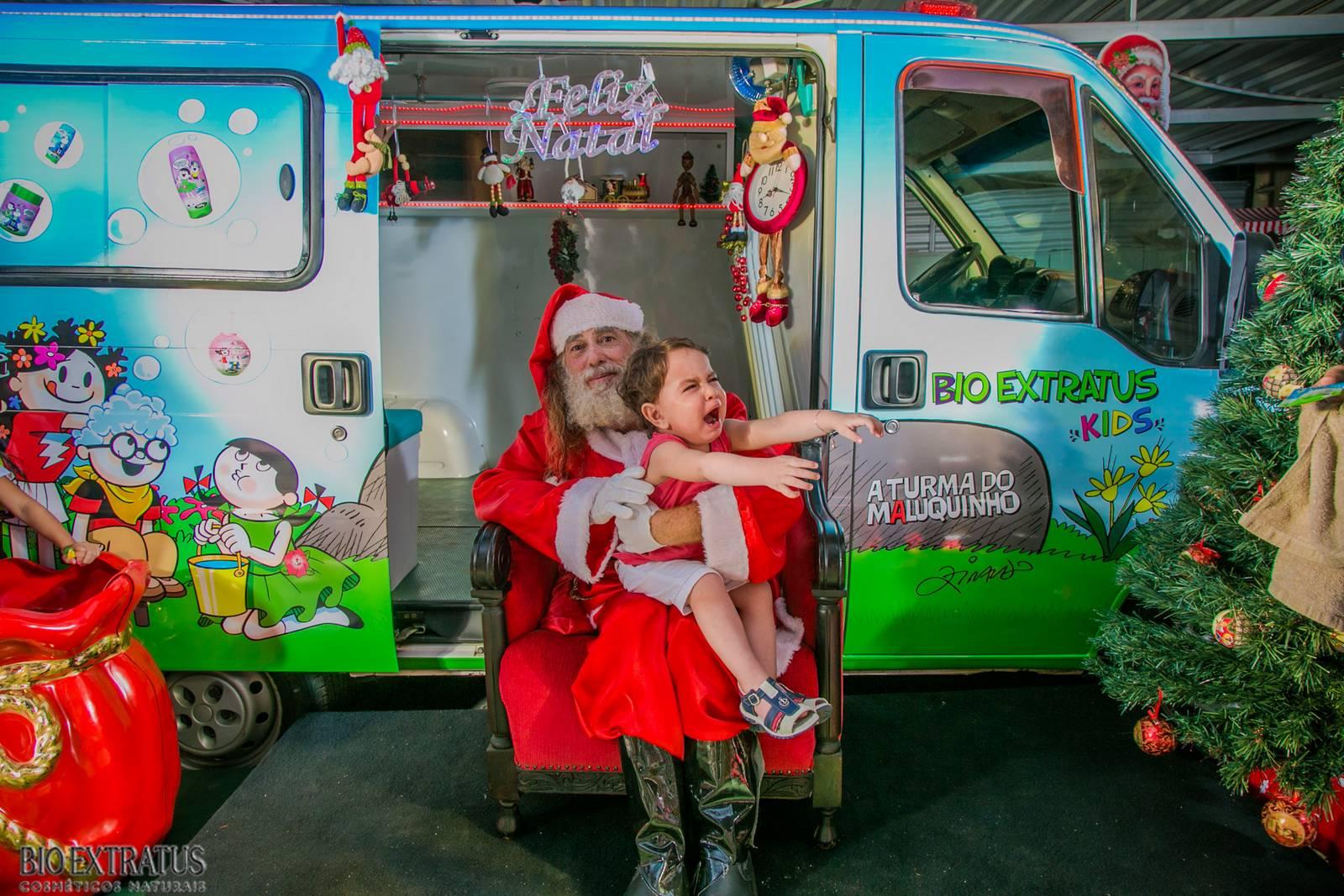 Confraternização de Natal Bio Extratus 2015 para as crianças (12)