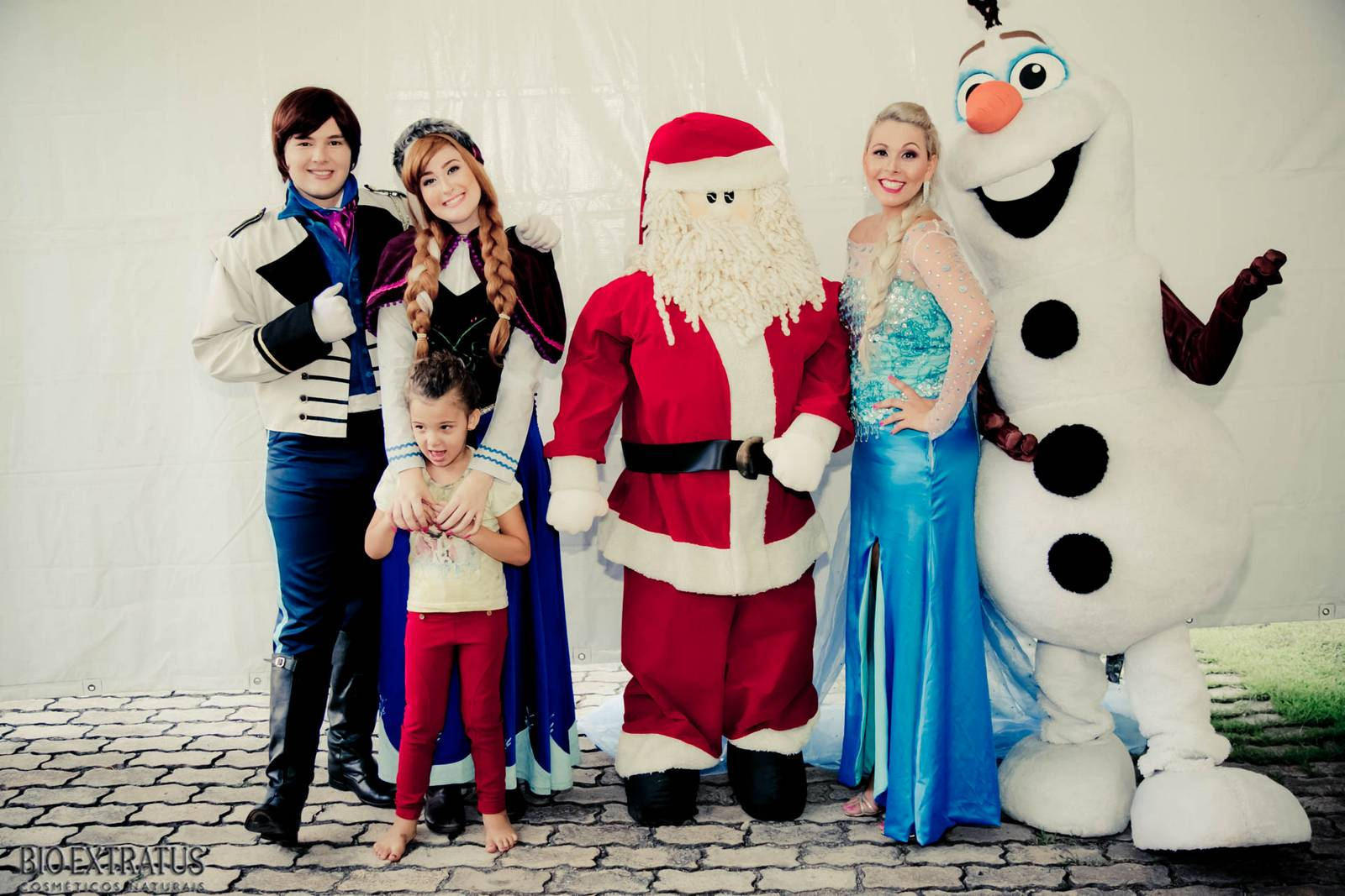 Confraternização de Natal Bio Extratus 2015 para as crianças (121)