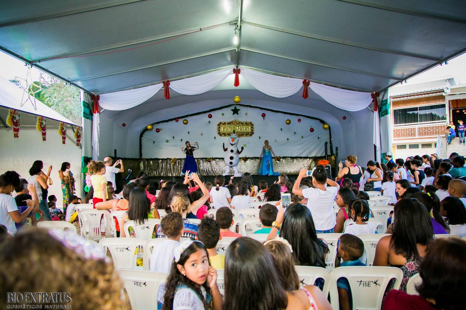 Confraternização de Natal Bio Extratus 2015 para as crianças (126)