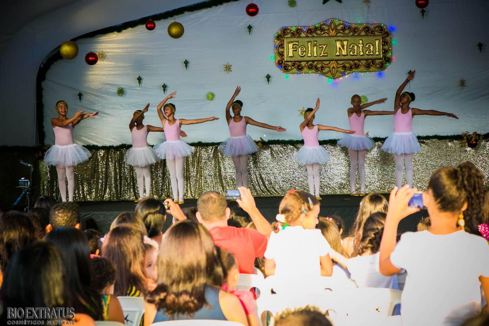 Confraternização de Natal Bio Extratus 2015 para as crianças (128)