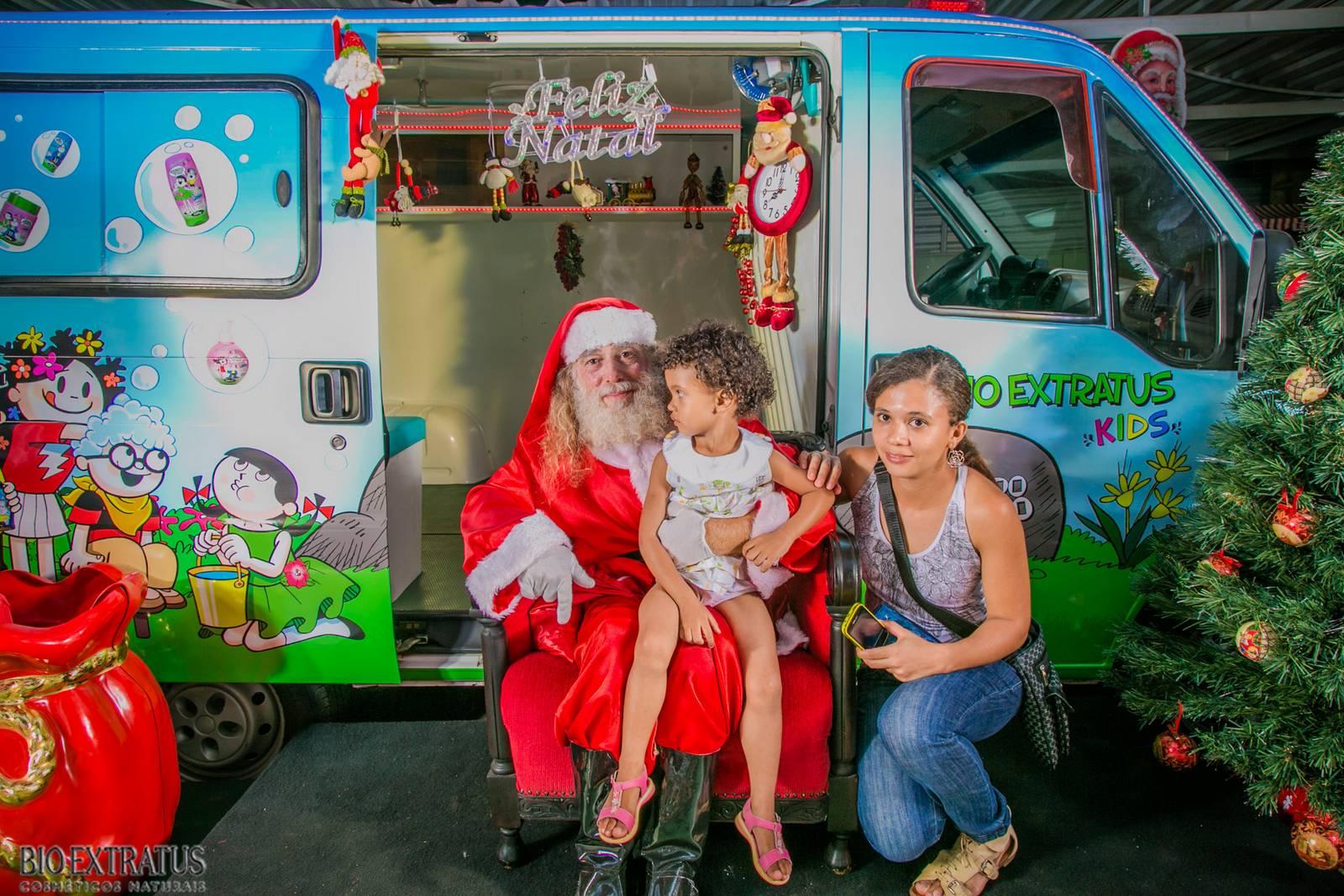 Confraternização de Natal Bio Extratus 2015 para as crianças (13)