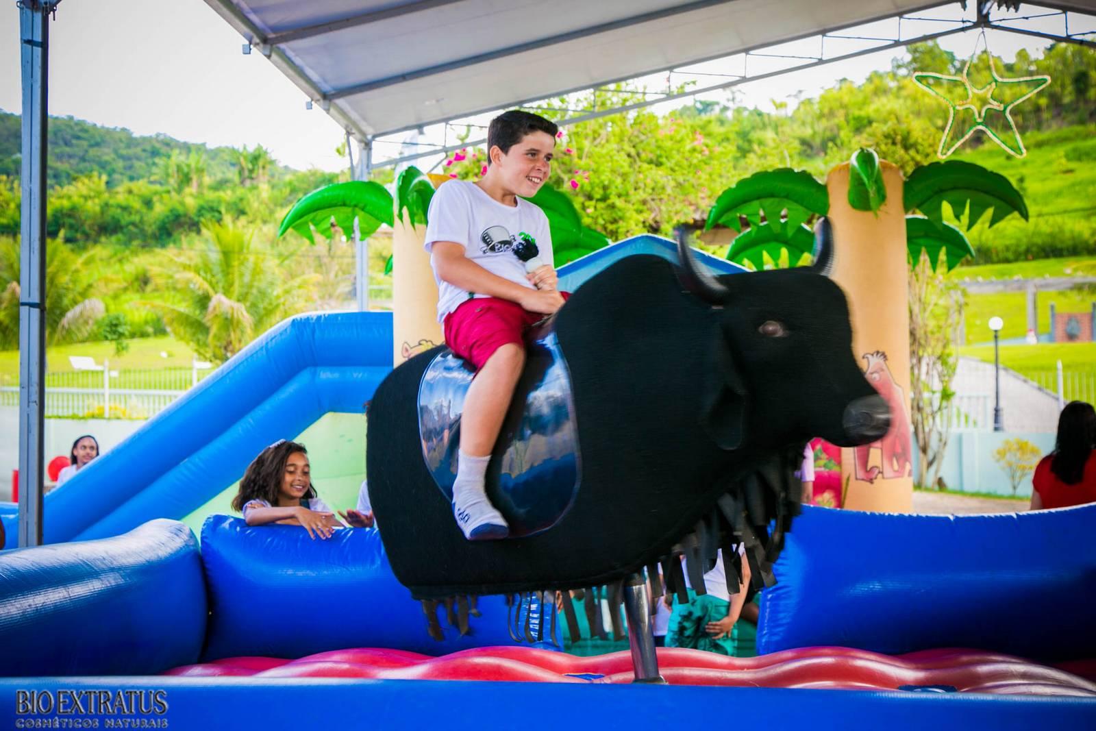Confraternização de Natal Bio Extratus 2015 para as crianças (134)
