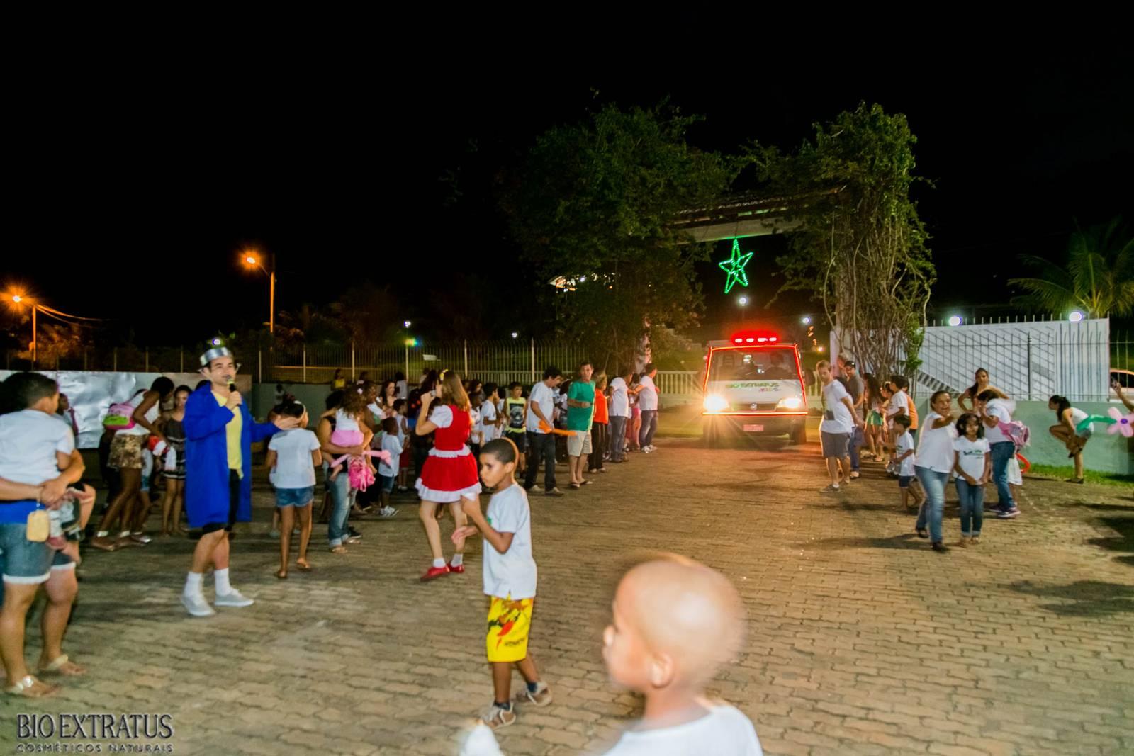 Confraternização de Natal Bio Extratus 2015 para as crianças (139)