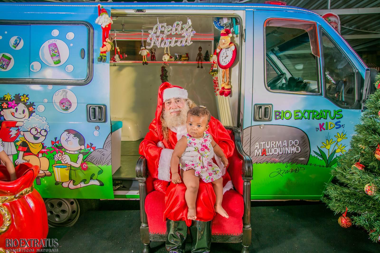 Confraternização de Natal Bio Extratus 2015 para as crianças (15)