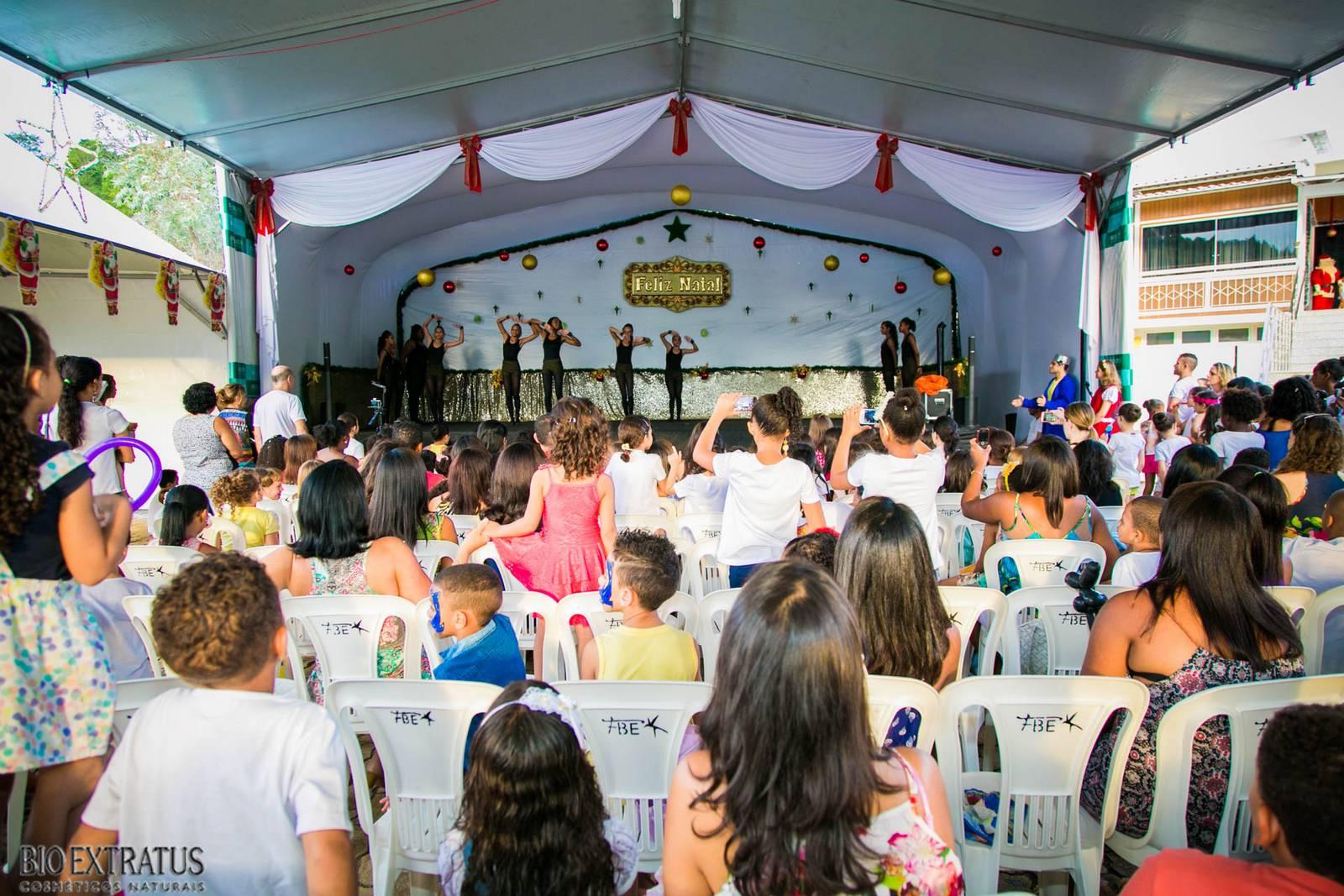 Confraternização de Natal Bio Extratus 2015 para as crianças (150)