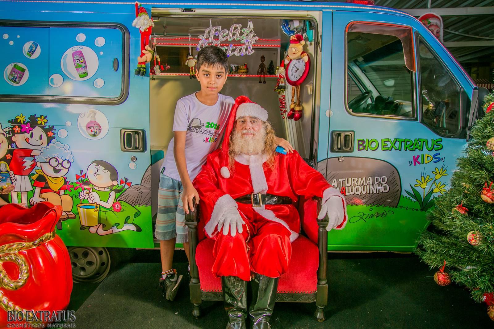 Confraternização de Natal Bio Extratus 2015 para as crianças (17)