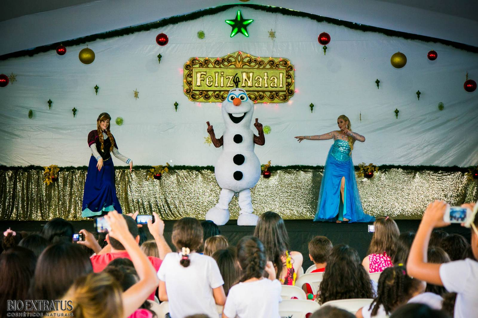 Confraternização de Natal Bio Extratus 2015 para as crianças (172)