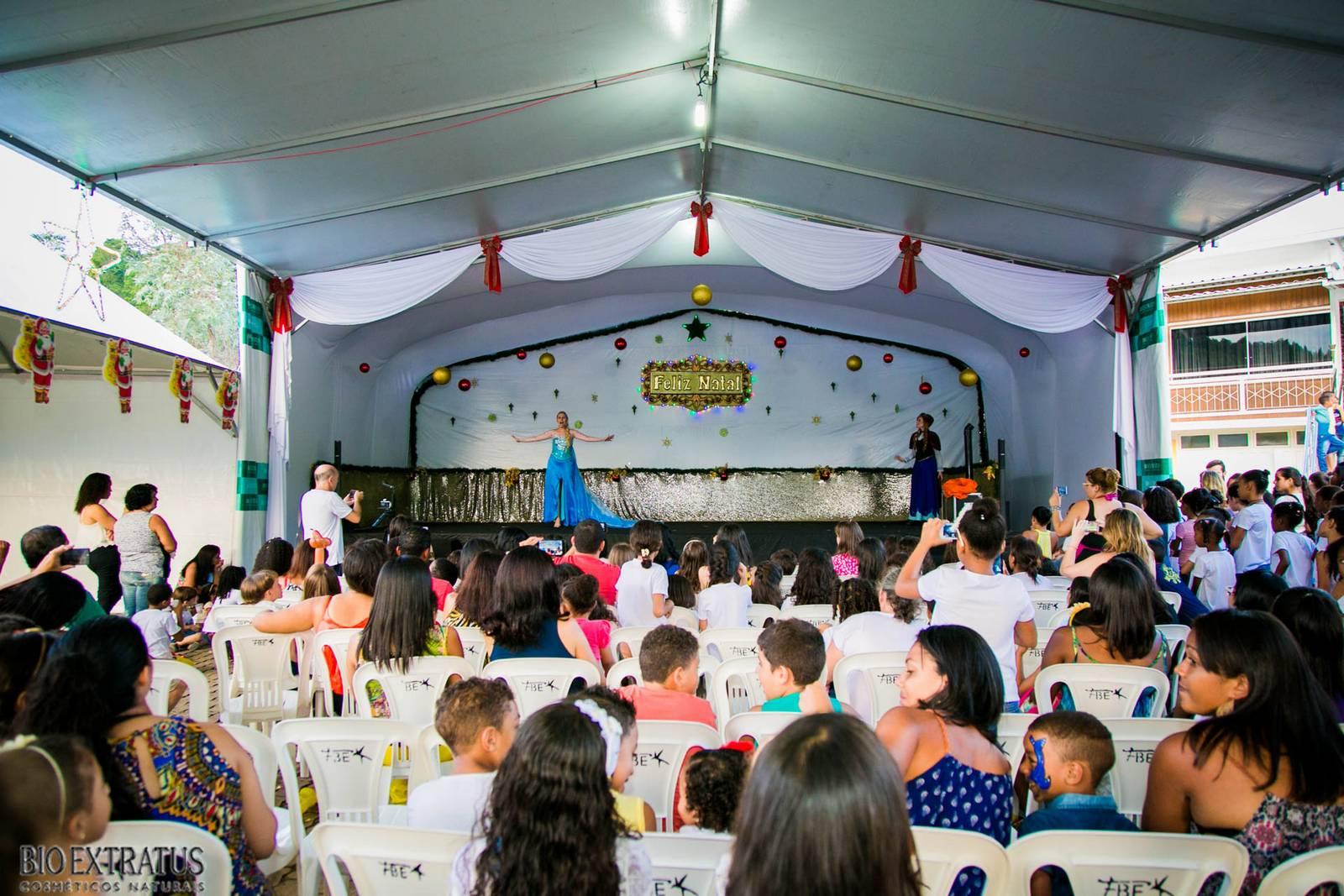 Confraternização de Natal Bio Extratus 2015 para as crianças (173)