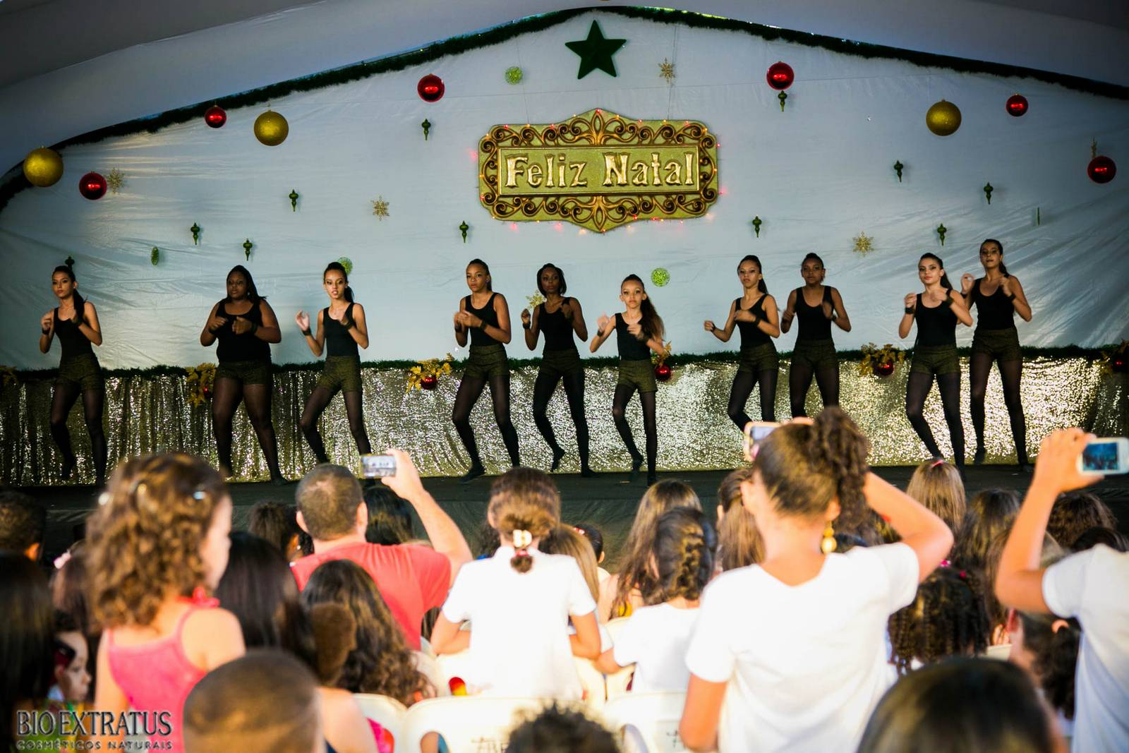 Confraternização de Natal Bio Extratus 2015 para as crianças (178)