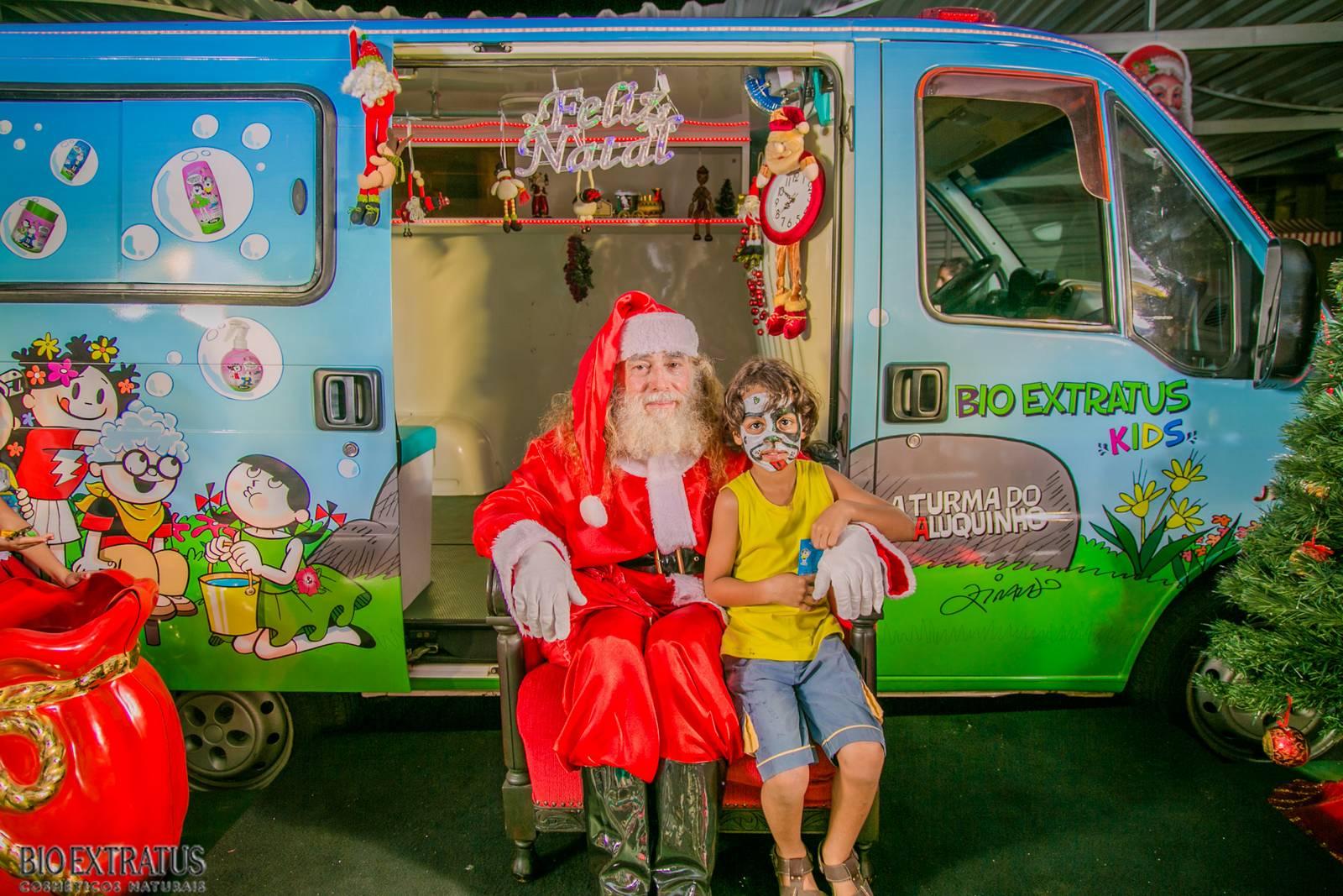 Confraternização de Natal Bio Extratus 2015 para as crianças (18)