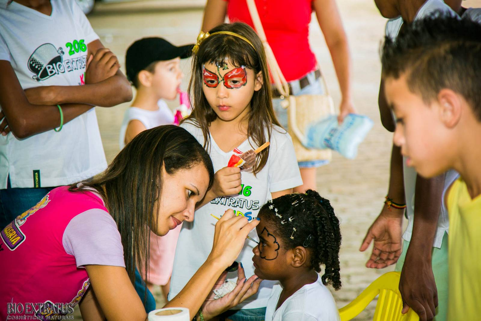Confraternização de Natal Bio Extratus 2015 para as crianças (184)