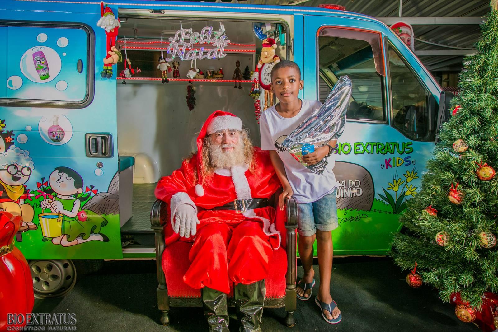 Confraternização de Natal Bio Extratus 2015 para as crianças (19)