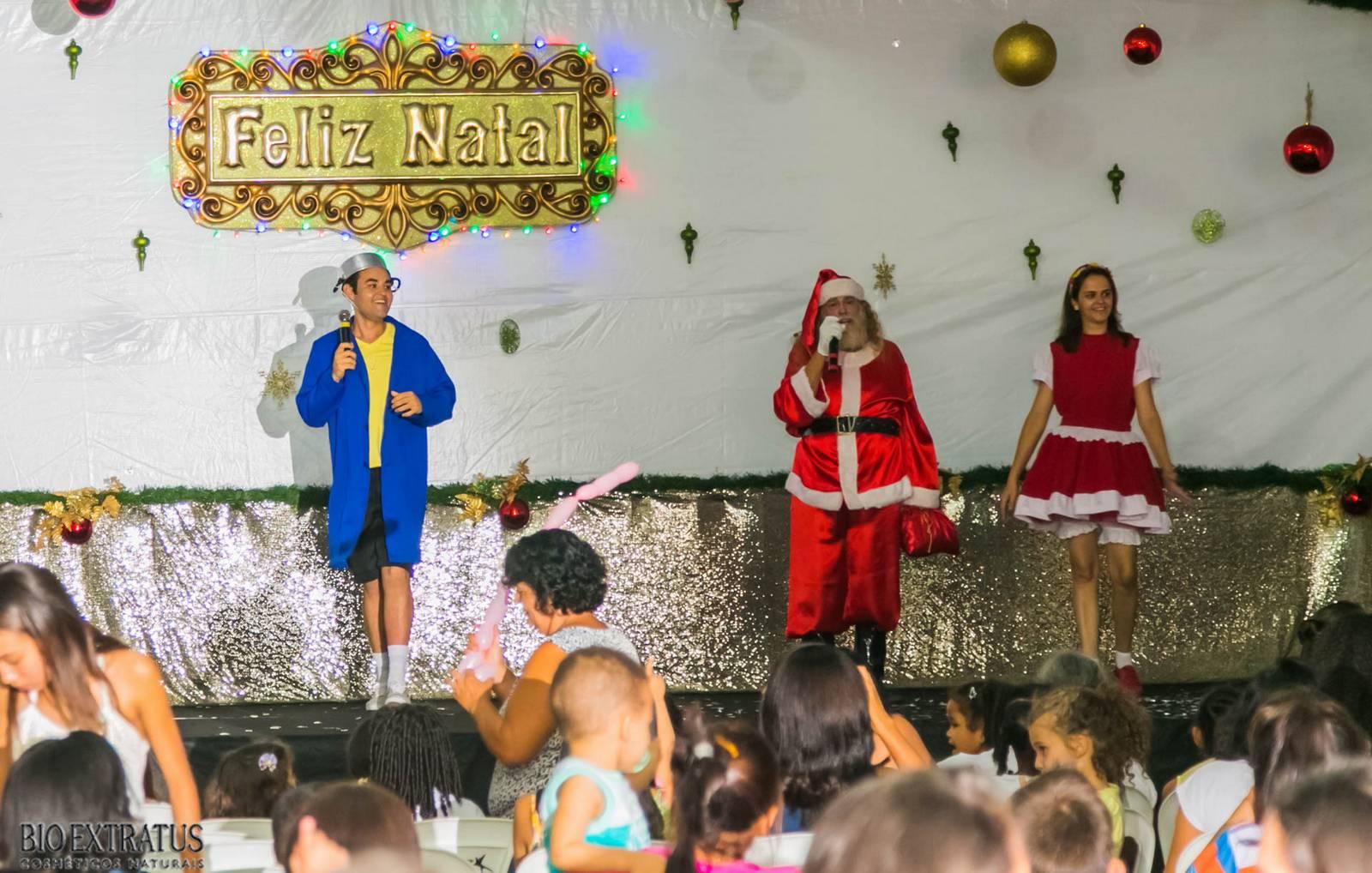 Confraternização de Natal Bio Extratus 2015 para as crianças (192)