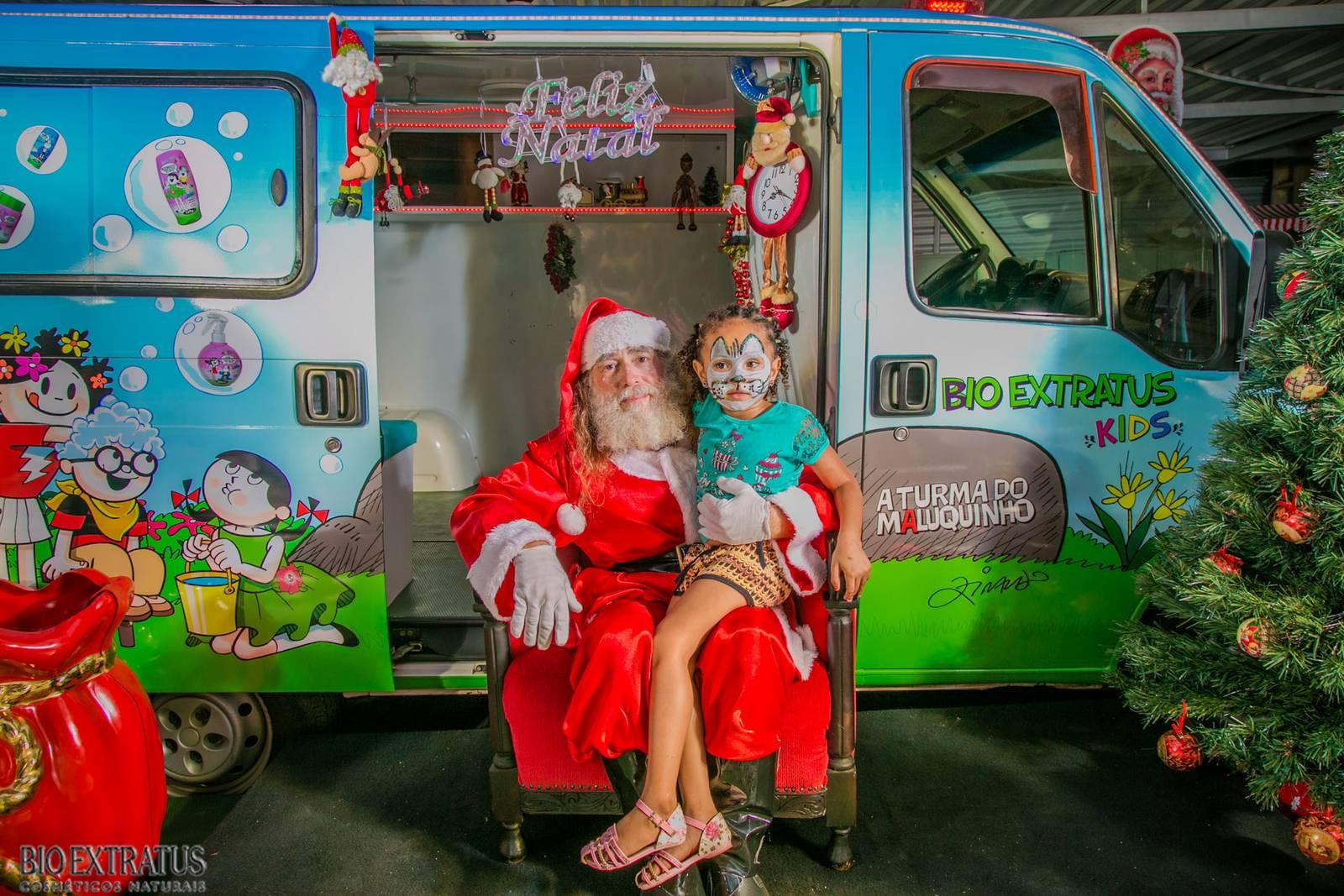 Confraternização de Natal Bio Extratus 2015 para as crianças (2)