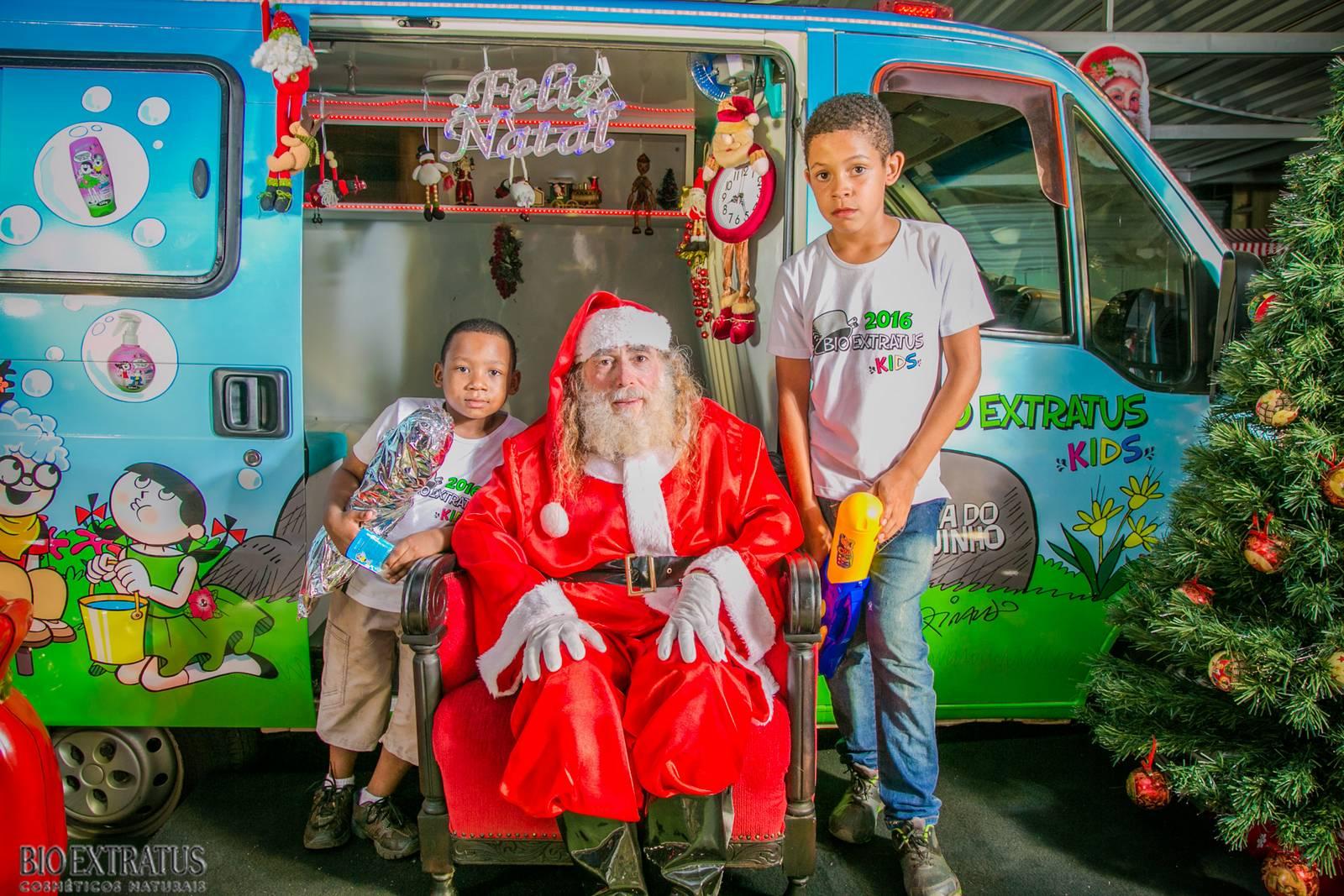 Confraternização de Natal Bio Extratus 2015 para as crianças (20)