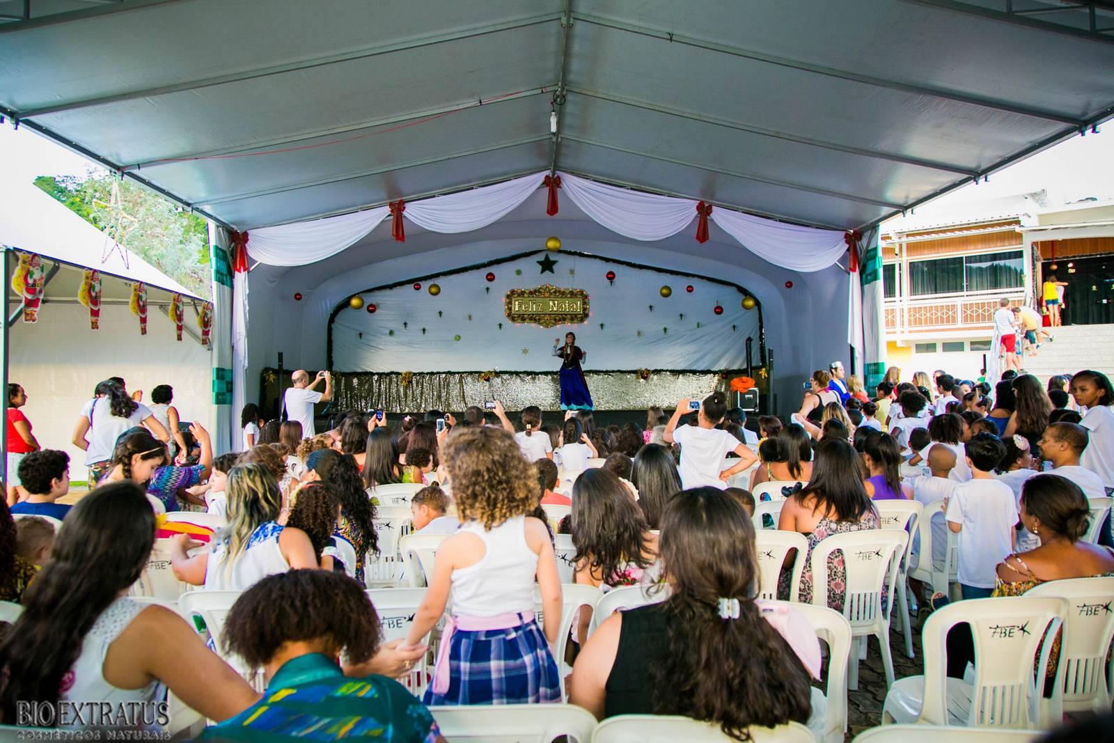Confraternização de Natal Bio Extratus 2015 para as crianças (207)