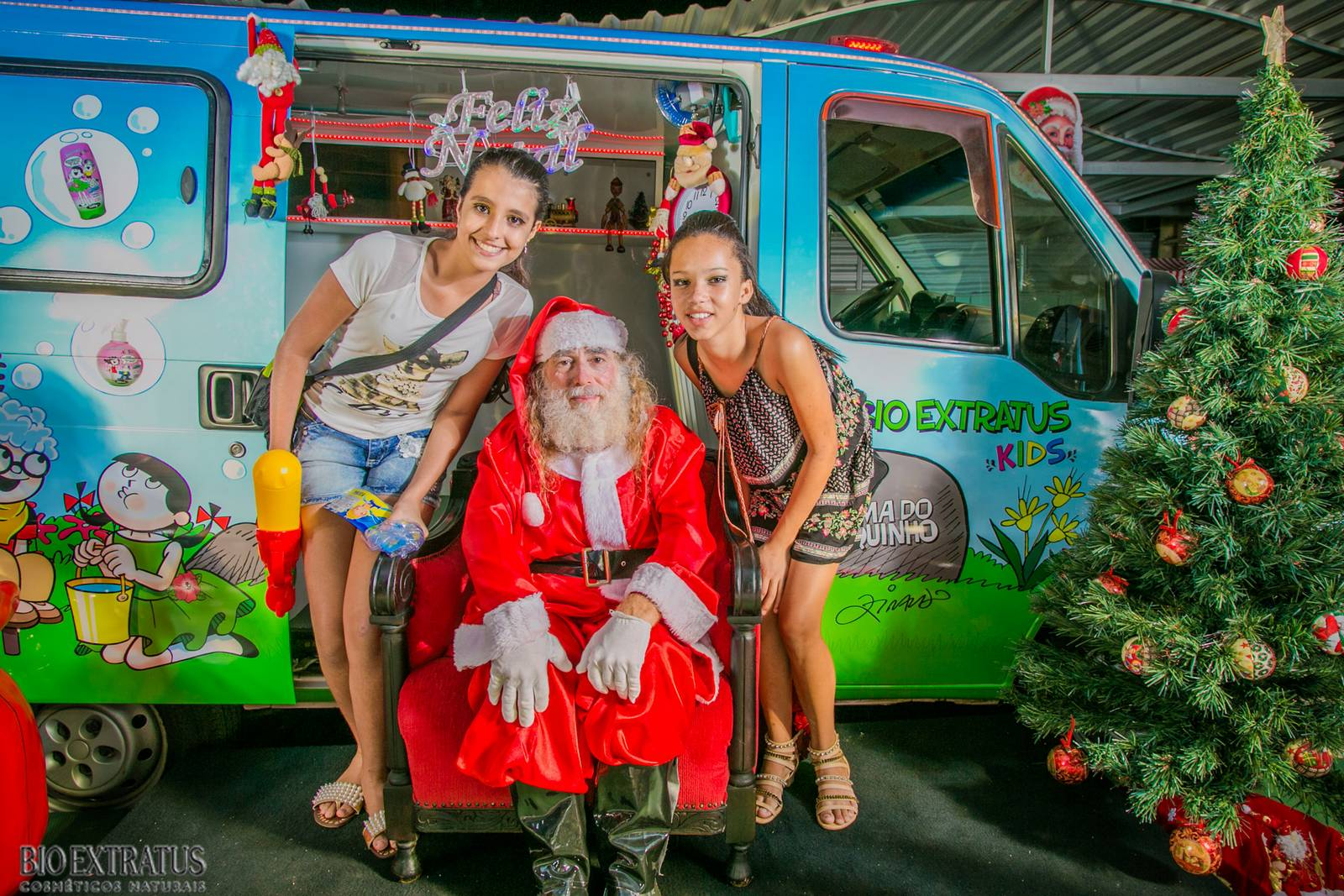 Confraternização de Natal Bio Extratus 2015 para as crianças (21)
