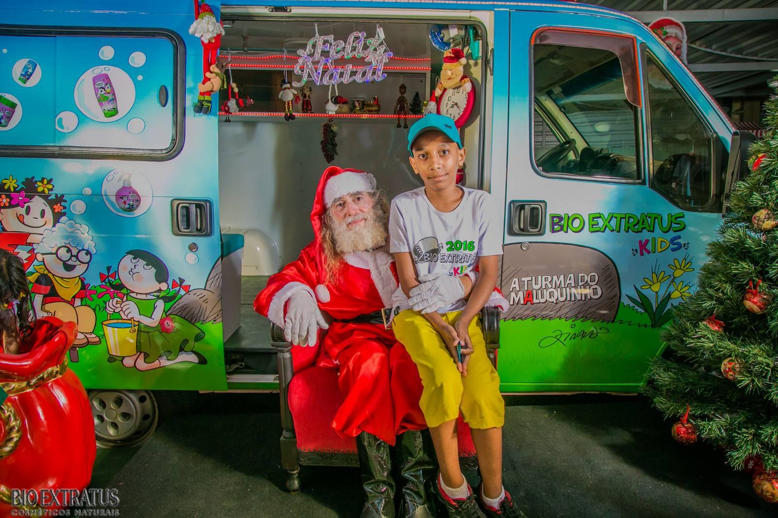 Confraternização de Natal Bio Extratus 2015 para as crianças (22)