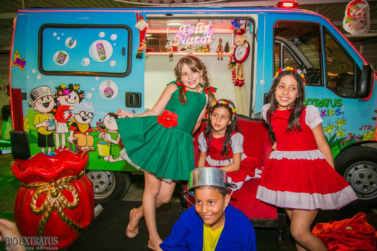 Confraternização de Natal Bio Extratus 2015 para as crianças (223)