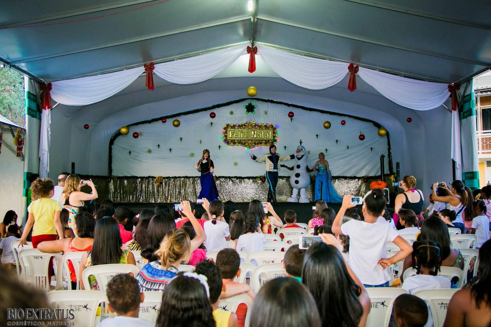 Confraternização de Natal Bio Extratus 2015 para as crianças (224)