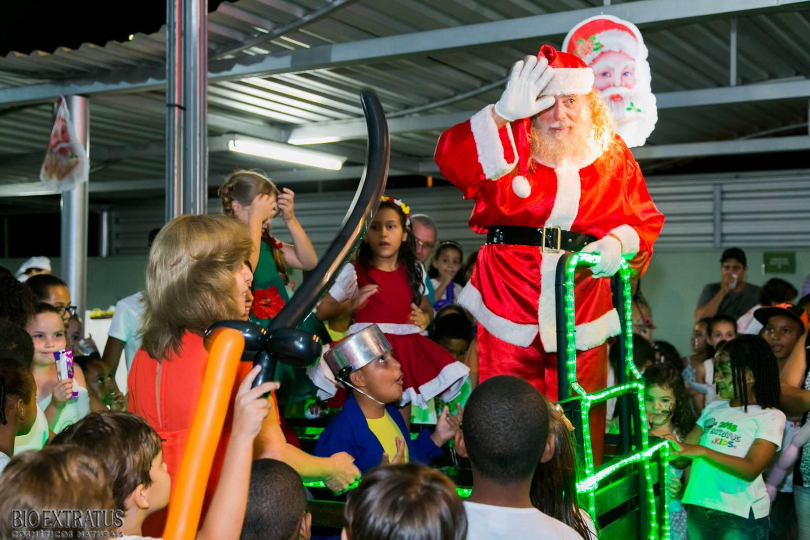Confraternização de Natal Bio Extratus 2015 para as crianças (226)