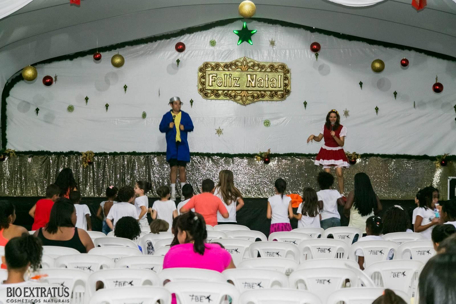 Confraternização de Natal Bio Extratus 2015 para as crianças (229)